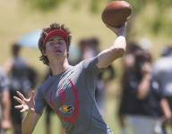 Chaparral football growing up fast in 7 on 7 performances