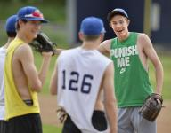 Kimball baseball: A refuge on the diamond
