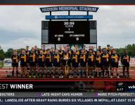 Biggest Winner for June 11, 2015: St. Ignatius High School Rugby team