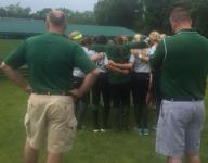 Wayland Union softball wins semi, then hears of tragedy