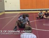 Wrestlers at Newark camp learn from country's best