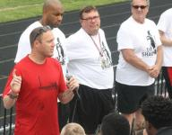 Tim Shaw teaches valuable life lessons at annual football camp