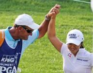 Sei Young Kim takes over atop KPMG leaderboard