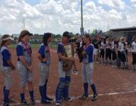 Carroll falls in Class A softball championship