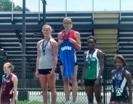 O-M's Roberts Div. II pentathlon runner-up at states