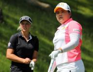 Inbee Parks sits comfortably atop KPMG Women's PGA leaderboard