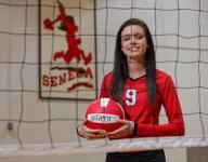 Q-Up | Seneca volleyball player has a competitive spirit