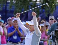 KPMG Women's PGA: Inbee Park is finding a place in history
