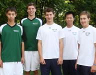 Boys tennis biography capsules