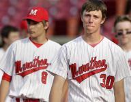 Marathon suffers tough end at state baseball tourney