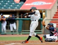 St. Rose alum Derek Peterson stars against BlueClaws in homecoming