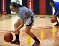 Carey basketball camp draws mixed group
