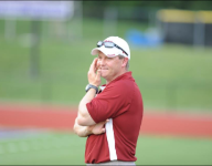 Boys soccer coach of the year: Giles Cheevers