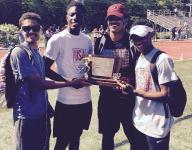 BOYS' TRACK: Team of the Year - Rancocas Valley