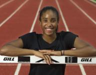Girls track athlete of the year: Tyra Gittens