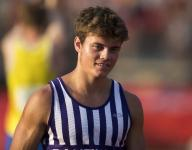Indiana boys track & field Gatorade Player of the Year: Deakin Volz