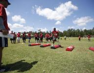 Florida Atlantic sets up shop at Tallahassee satellite camp