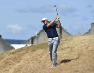 Jordan Spieth, Patrick Reed share U.S. Open lead at Chambers Bay