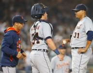 Bullied in the Bronx: Tigers thumped by Yankees, 14-3