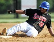 GMC White Division baseball final 2015 batting leaders