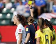 U.S. wins, but loss of Megan Rapinoe and Lauren Holiday is troubling
