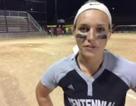 Lindaman breaks all-time home run record