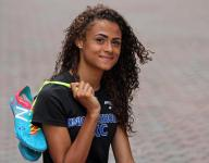 Sydney McLaughlin is the Courier News Girls Track Athlete of the Year