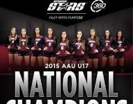 Buncombe trio contributes to national volleyball title