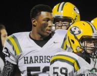 Alabama wins recruiting battle for Harrison's Kareem