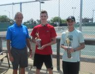 Ocean City's high school tennis tournaments successful