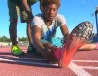Bowie track star signs with Baylor University