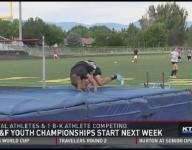 Four local athletes to compete at USTF Youth World trials