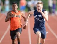 Boys area track and field honor roll