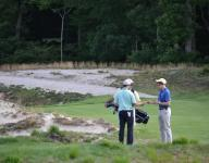 James McHugh shares first-round lead at The Ike