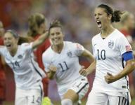 US heads to World Cup final with 2-0 win over Germany