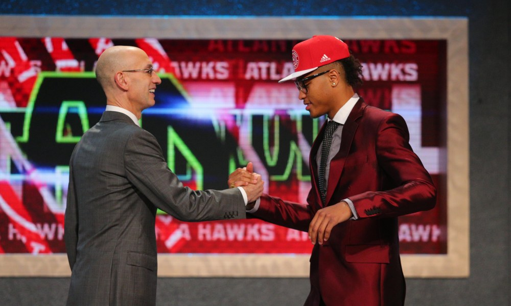 2015 NBA Draft by the numbers: From ALL-USA stars to ...