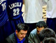 Lincoln's veteran head coach, Vince Valdez, steps down