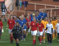 Girls All-State Soccer Game