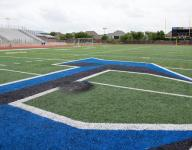 """Texas high school football field has significant fireworks damage on the 50, sections """"will need to be replaced"""""""