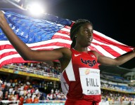 Fastest high school female sprinter ever adds World Youth Championship to her accolades