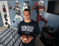 Elite 11 diary: Penn State commit Jake Zembiec on crazy 40 times and 7-on-7