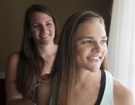 Former lacrosse star donated kidney to her sister