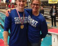 Diving coach, MND grad Rapp adds another Hall