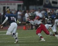 FOOTBALL: Clearview's Sheffield impressed in final game