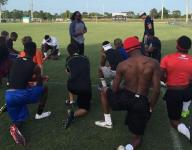 Area high school football players still competing during the offseason