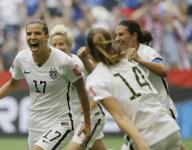 Local high school players thrilled by US women's team