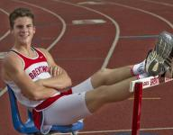 Boys track athlete of the year: George Patrick