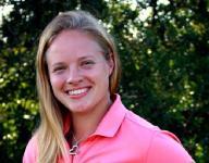 Sara Dickson tied for lead at Women's Met Open