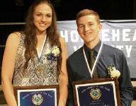 Horseheads honors top athletes, adds two to Hall