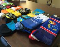 Issaquah H.S. grads make it big with Strideline socks